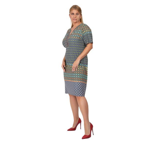 Dina 21-12-0691 φόρεμα olivegreen