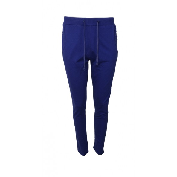 Paranoia 4328 παντελόνι blue royal
