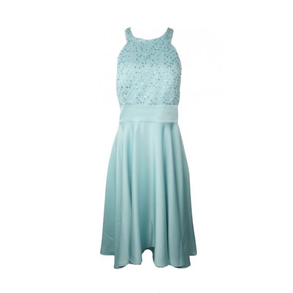 Gioltzoglou 21150 φόρεμα γαλάζιο