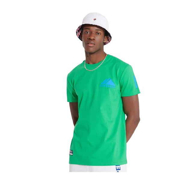 Superdry M1011088A bright green