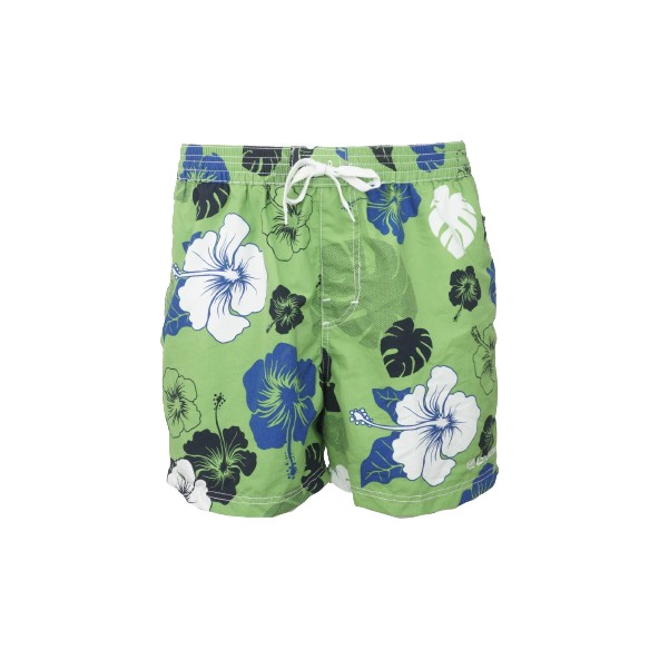 longboard 13589000 green floral