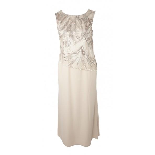 Gioltzoglou 21030 φόρεμα nude