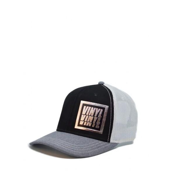 Vinyl 0065004 BLACK BOX LOGO CAP