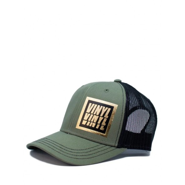Vinyl 0065004 ΚΗΑΚΙ BOX LOGO CAP