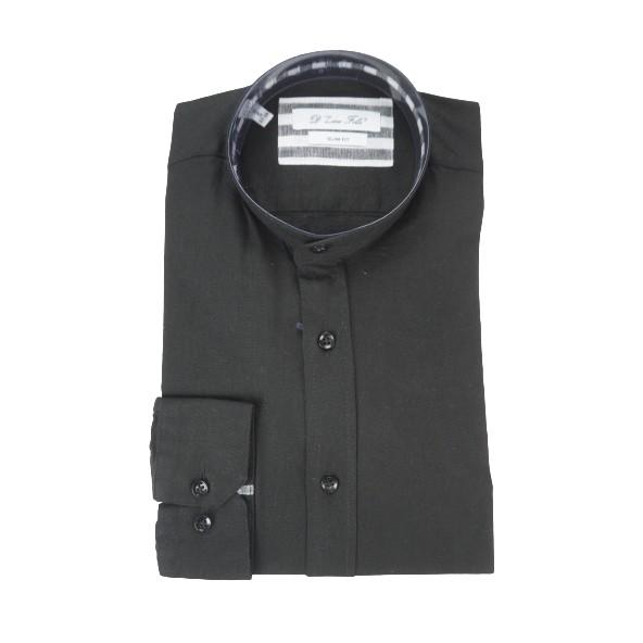 D'Zine Filis D-2236 πουκάμισο μαύρο