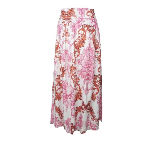 Lynne 137-513012 skirt coral
