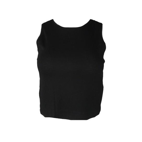 Vero moda 10247389 crop top black