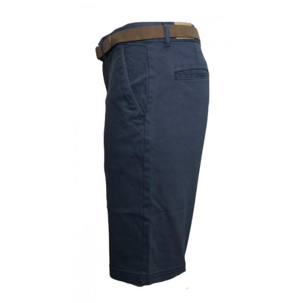 Dor's 2130001.C06 CHINO shorts dark blue