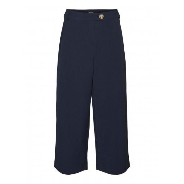 Vero moda 10244937 Παντελόνα Navy