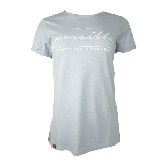 Εxplorer 1922202039 t-shirt lihgt blue