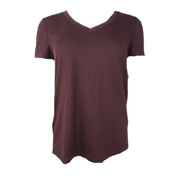 Vero moda 10191891 t-shirt vmspicy V-neck ss port royale