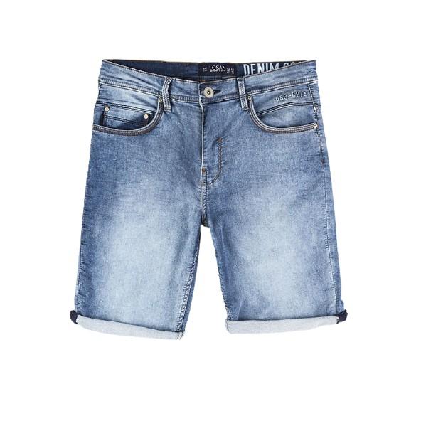 Losan 111-6009AL Engraved pocket shorts.