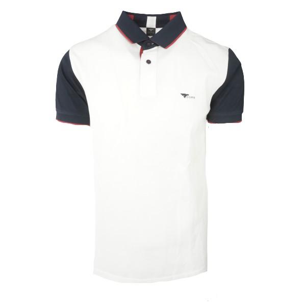 Dors 1116003.C1 μπλούζα Polo λευκή