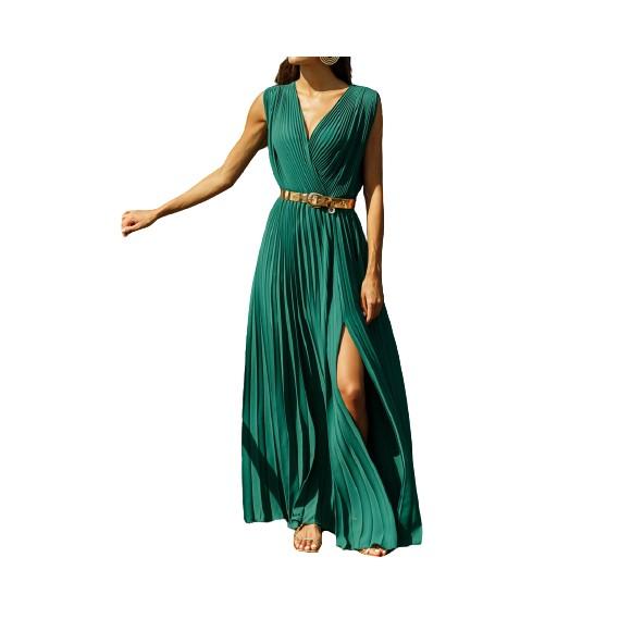 Lynne 046-511011 φόρεμα πράσινο