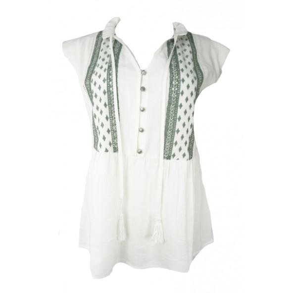 Passager 41396 μπλούζα λευκή