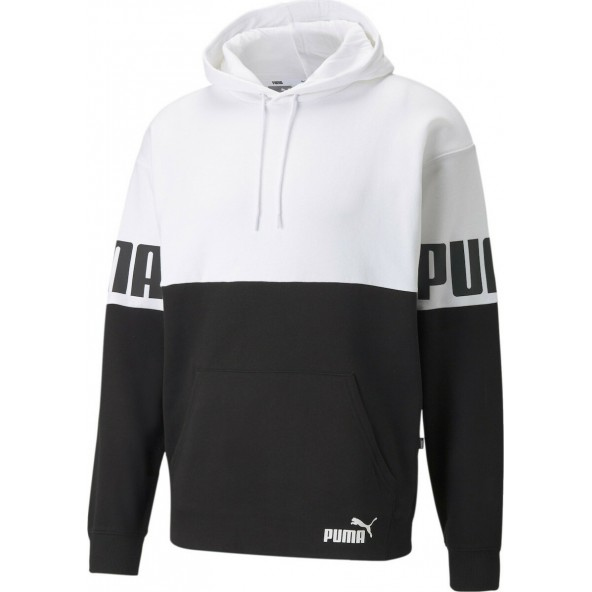 Puma 846103-02 Power Φούτερ μαύρο