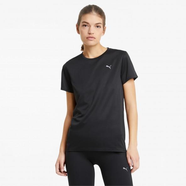 Puma 520181-01 Run Favorite Ss Tee black