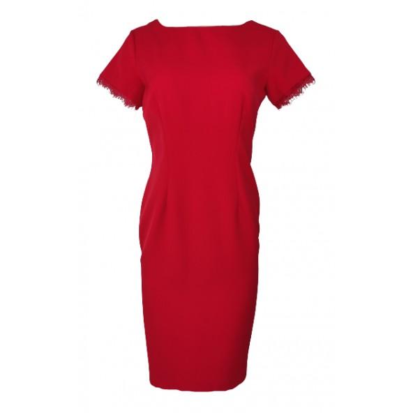 Lynne 139-511007 dress red