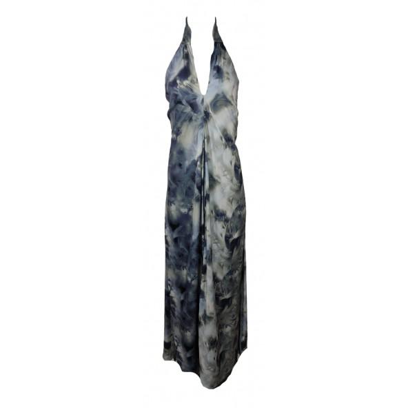 Lynne 138-511020 dress french grey