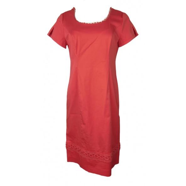 Passager 79215 dress coral