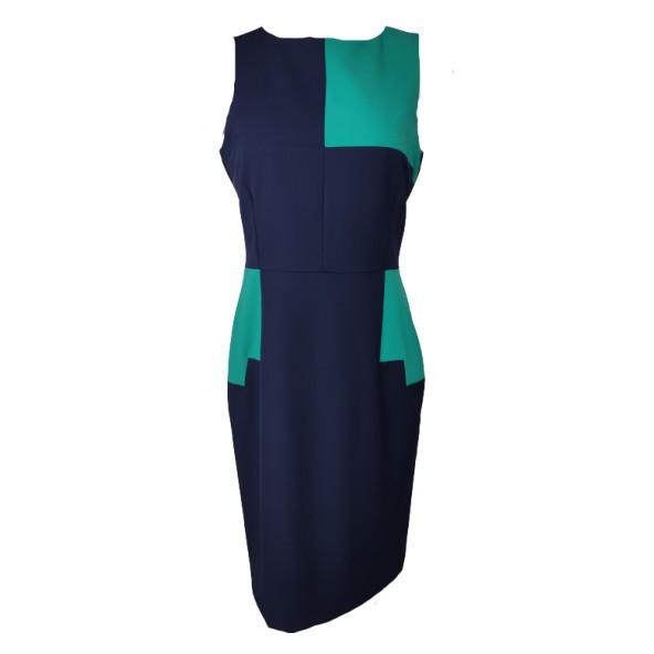 Innocent 16.9404 dress green/blue