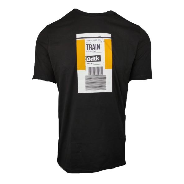 Bodytalk 1212-950628 00100 μπλούζα μαύρη