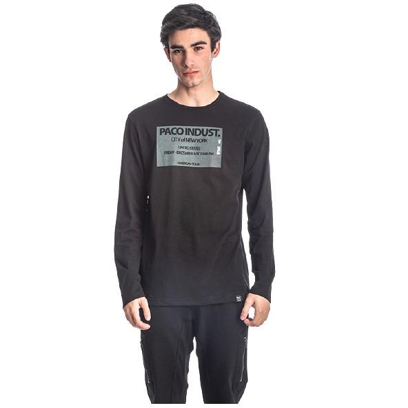 Paco 218526 μπλούζα black