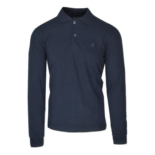 Paco 200301 μπλούζα polo navy blue