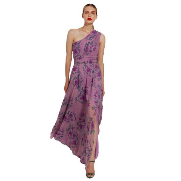Desiree 08.35001 φόρεμα μωβ