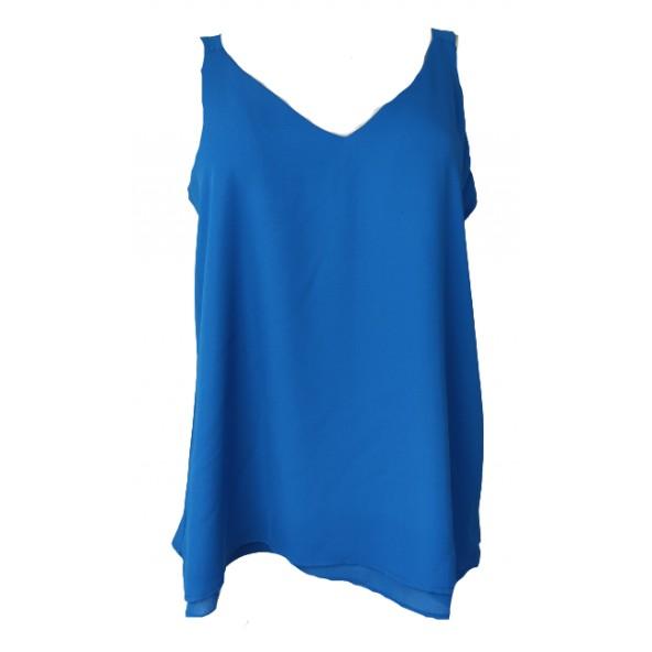 Enzzo 211412 μπλούζα ίντιγκο