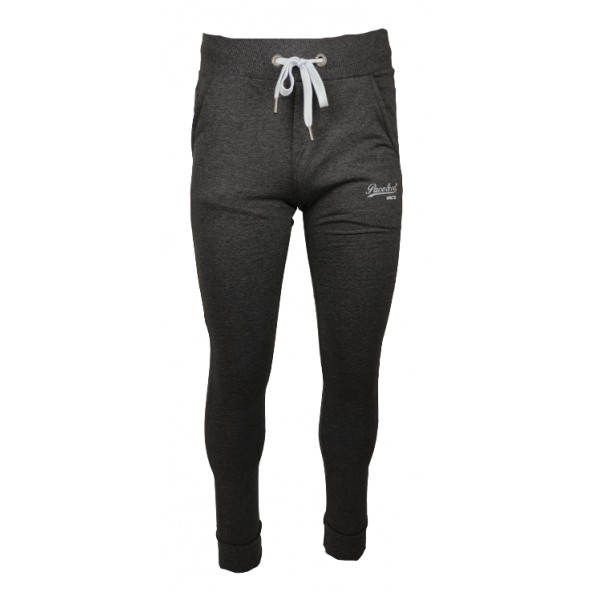 Paco 200308 παντελόνι φόρμας d.grey mel