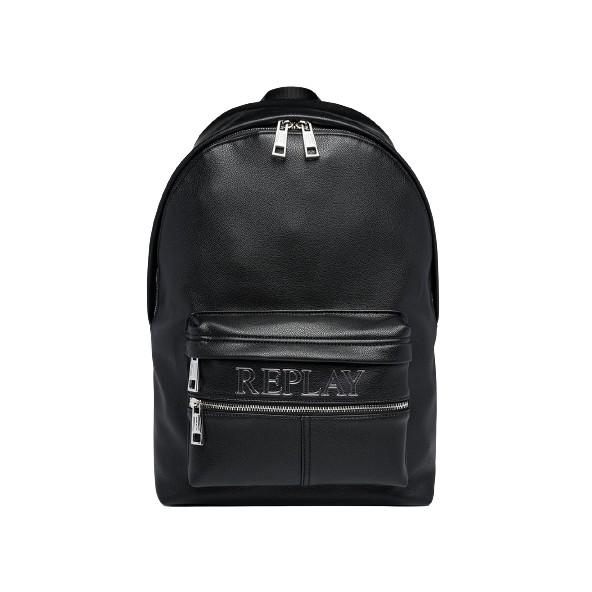 Replay FM3517.000.A0438.098 backpack black