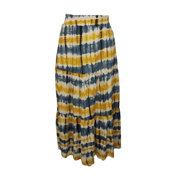 Desiree 02.34031 κίτρινη φούστα