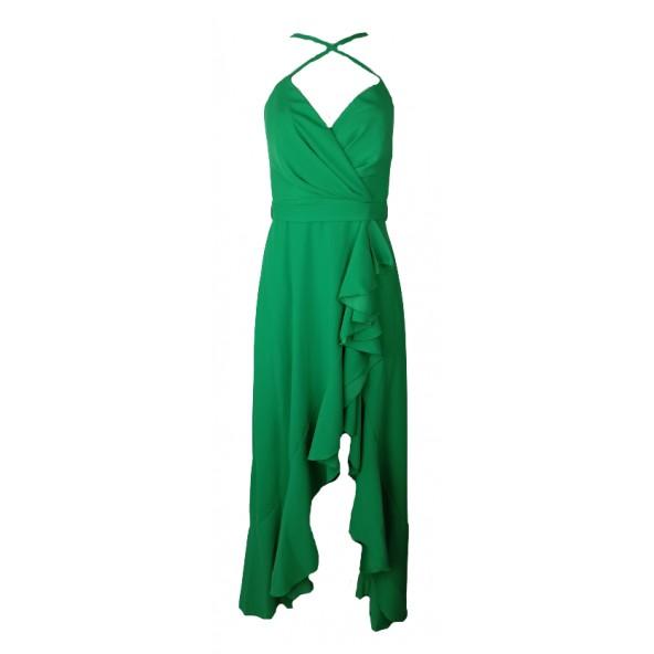 Cecilia A21P157 φόρεμα πράσινο