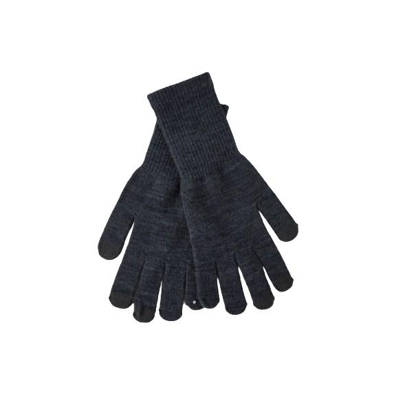 Vero moda 10114225 γάντια ανθρακί