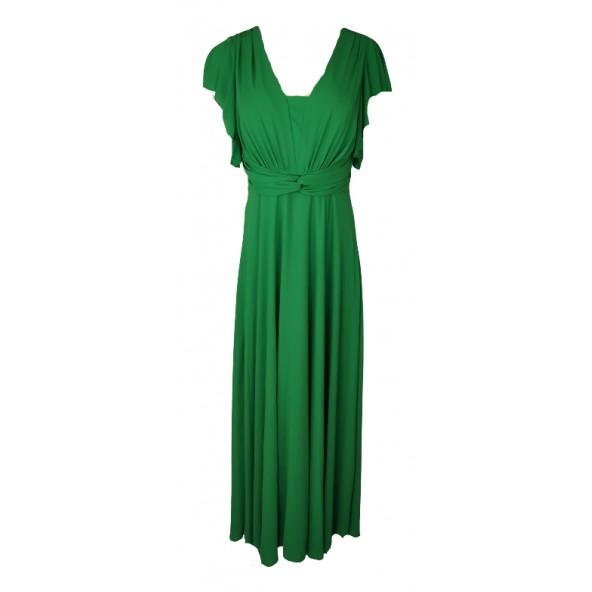 Cecilia A21C234 φόρεμα πράσινο