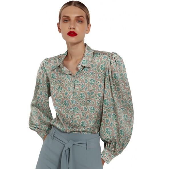 Desiree 09.35002 πουκάμισο πράσινο