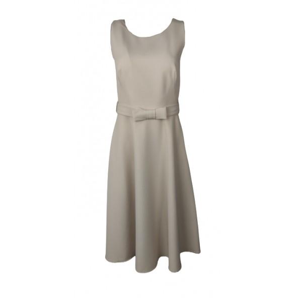 Lynne 144-511013 φόρεμα creme
