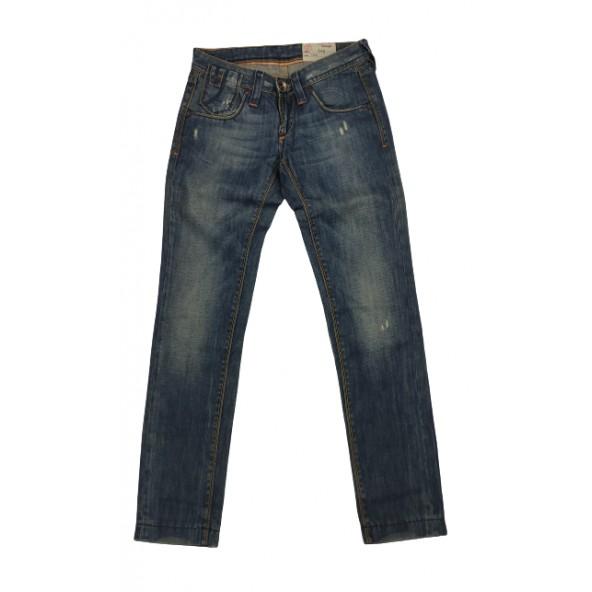 Bsb Vintage Sug 019-212002 jeans blue denim