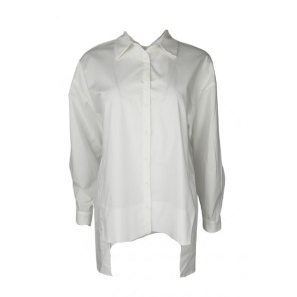 Moutaki 21.09.115 πουκάμισο λευκό
