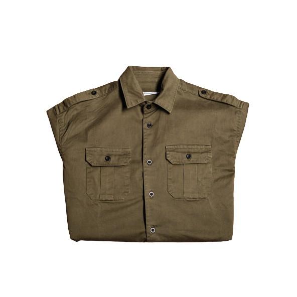 Biston 46-203-005 πουκάμισο χακι