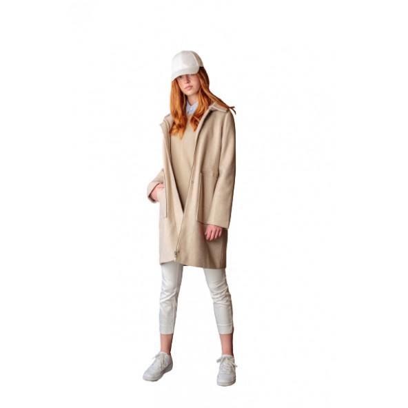 Splendid 46-101-033 παλτό μπεζ