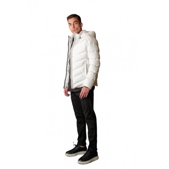 Splendid 46-201-058 μπουφάν λευκό