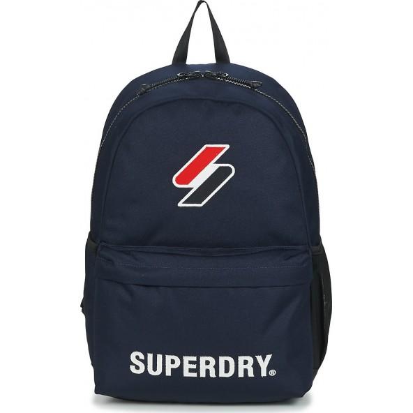 Superdry M9110532A Μπλε Navy τσάντα
