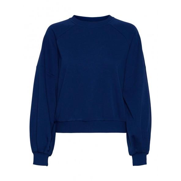 Vero moda 10258863 φούτερ sodalite blue