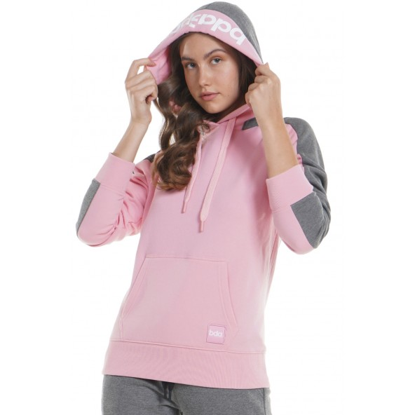 Body action 061129-01 Φουτερ ροζ