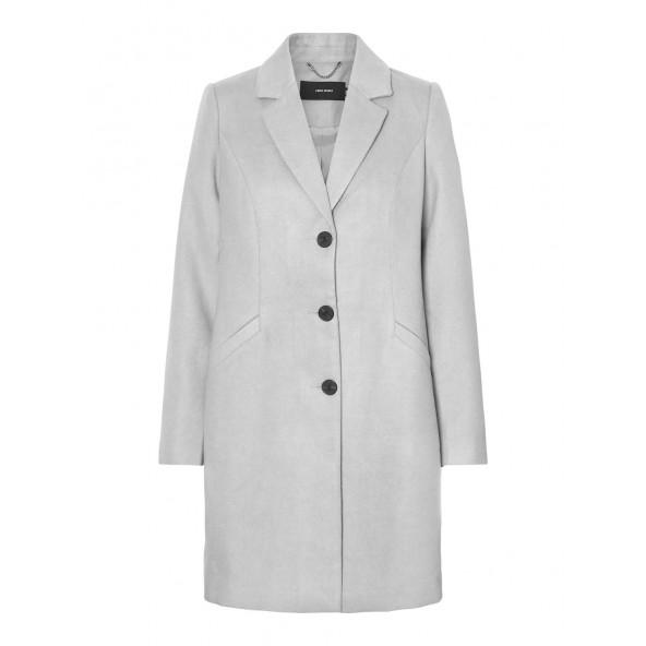 Vero moda 10248270 jacket light grey melange