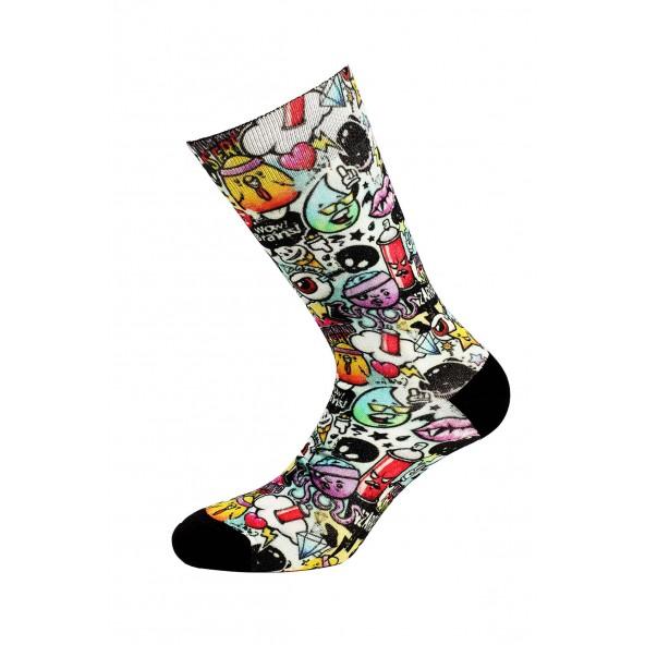 Walk S500-3 Κάλτσες Multi color