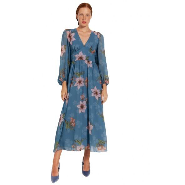 Desiree 08.35026 Φόρεμα σιελ
