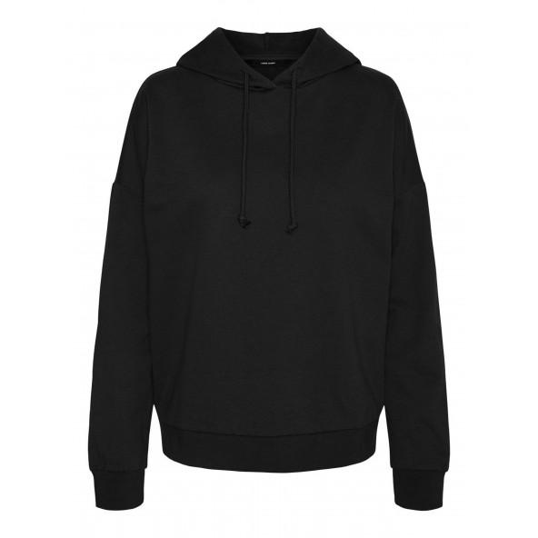 Vero moda 10252959 black φούτερ